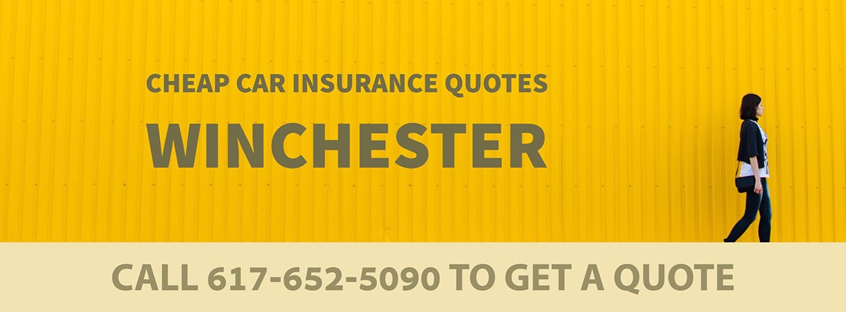 CHEAP CAR INSURANCE QUOTES WINCHESTER MA