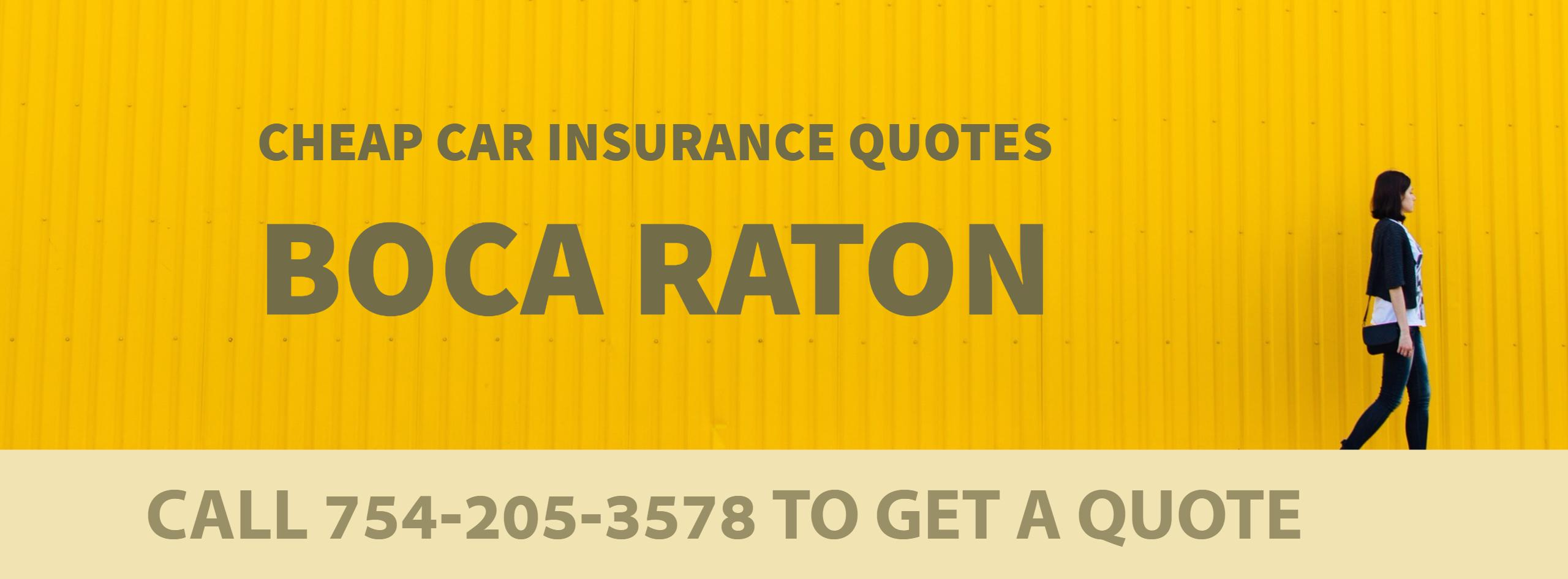 Car Insurance Delray Beach Fl