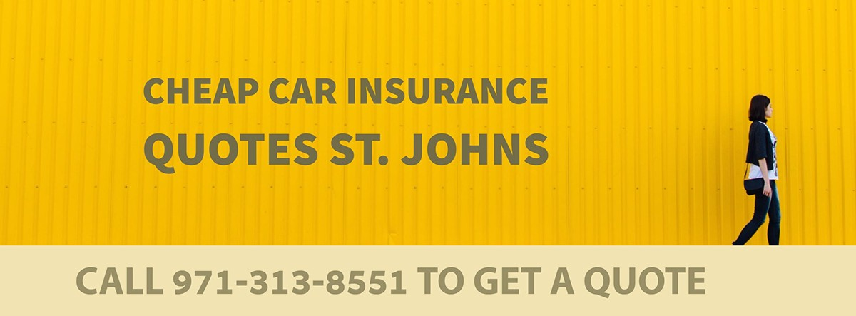 CHEAP CAR INSURANCE QUOTES ST. JOHNS OR